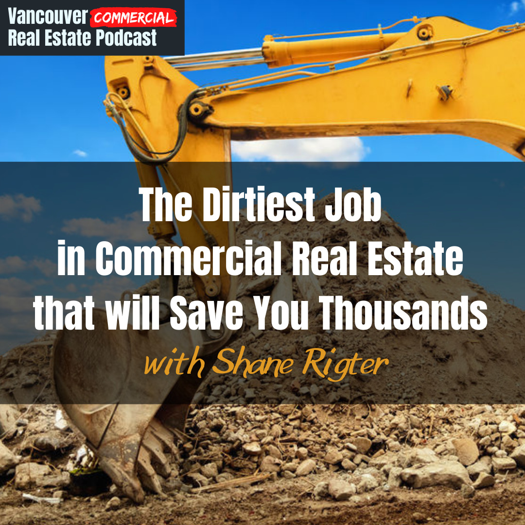 Vancouver Commercial Real Estate Podcast episode 4 title card