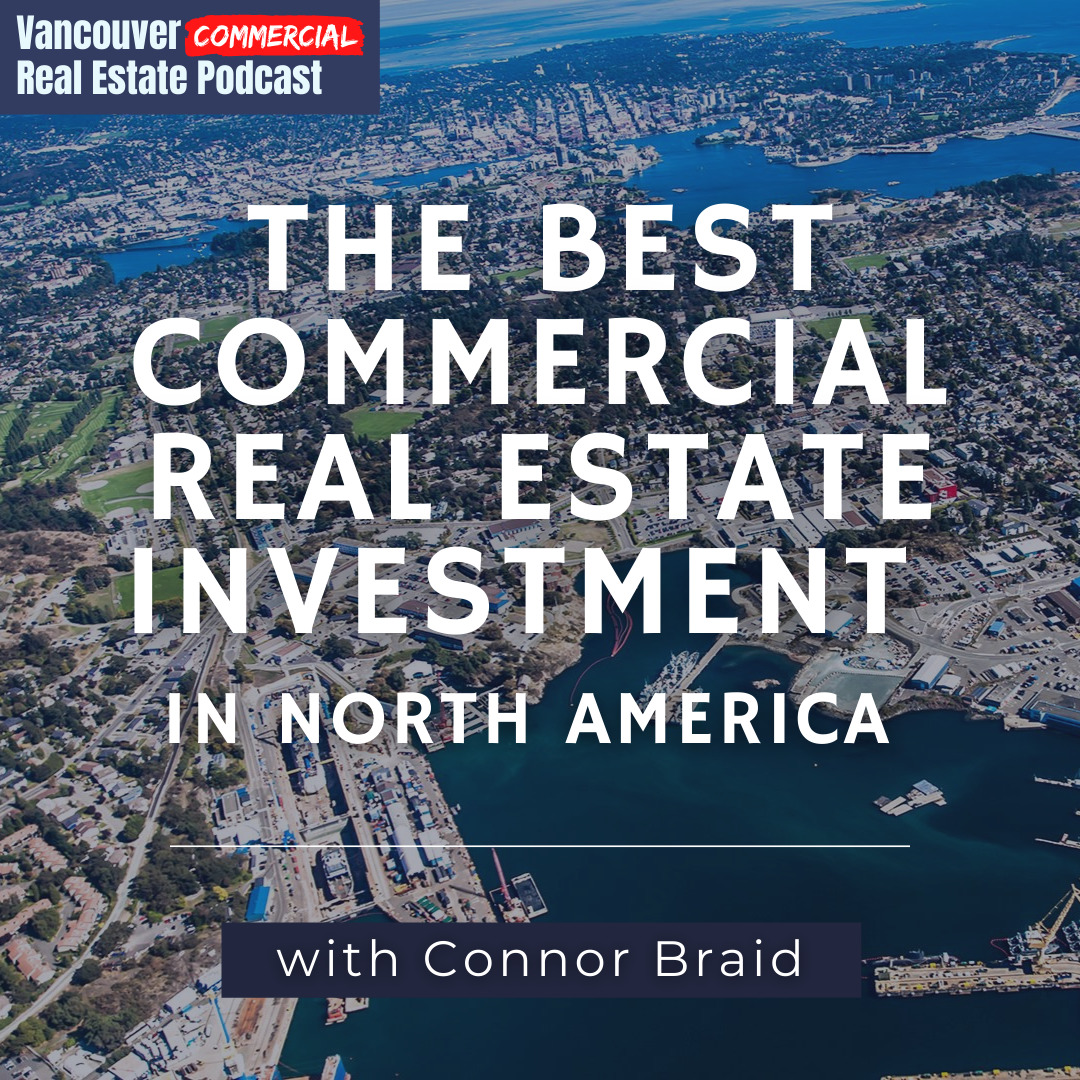 Vancouver Commercial Real Estate Podcast episode 9 title card
