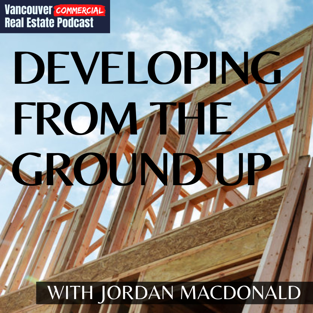 Vancouver Commercial Real Estate Podcast episode 14 title card