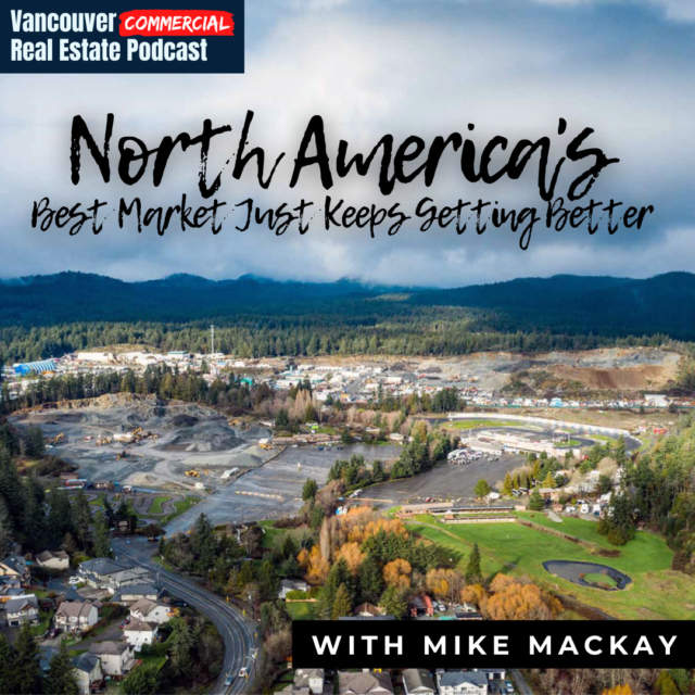 Vancouver Commercial Real Estate Podcast episode 19 title card