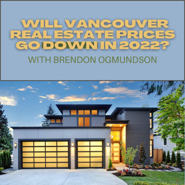Vancouver Real Estate Podcast episode 291 title card